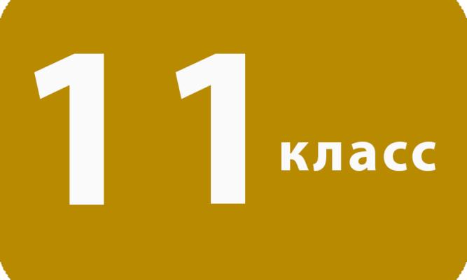 11 класс