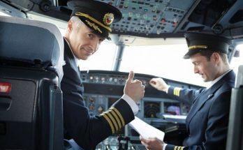 профессия пилот самолета